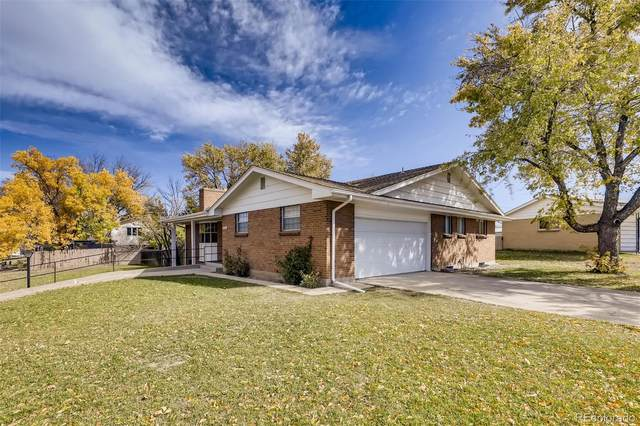 11532 W 61st Place, Arvada, CO 80004 (#4153747) :: The DeGrood Team