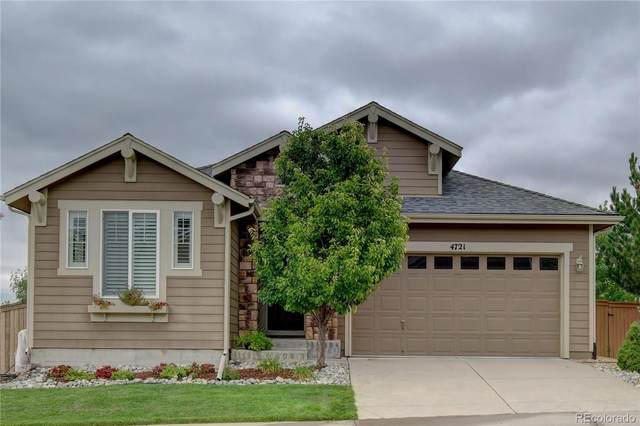 4721 Bluegate Drive, Highlands Ranch, CO 80130 (MLS #4154277) :: Bliss Realty Group