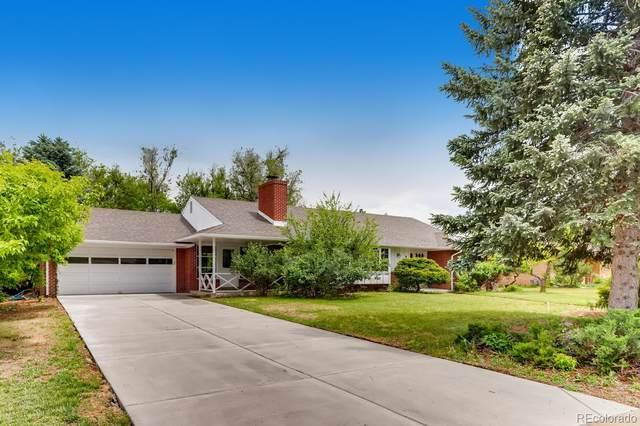 960 Crescent Drive, Boulder, CO 80303 (MLS #4155188) :: Kittle Real Estate