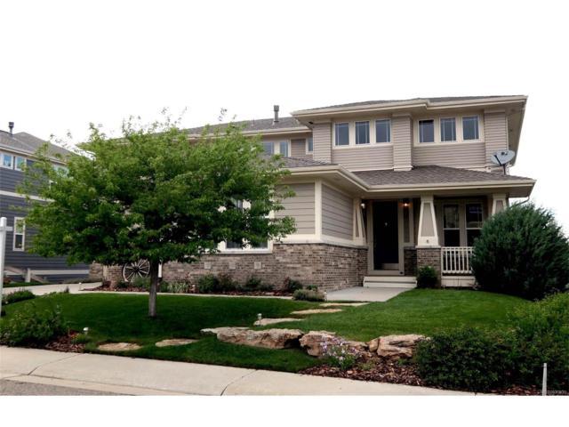 7179 Winter Berry Lane, Castle Pines, CO 80108 (MLS #4155282) :: 8z Real Estate
