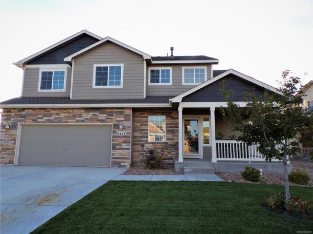 2121 75th Avenue, Greeley, CO 80634 (#4158183) :: The Griffith Home Team