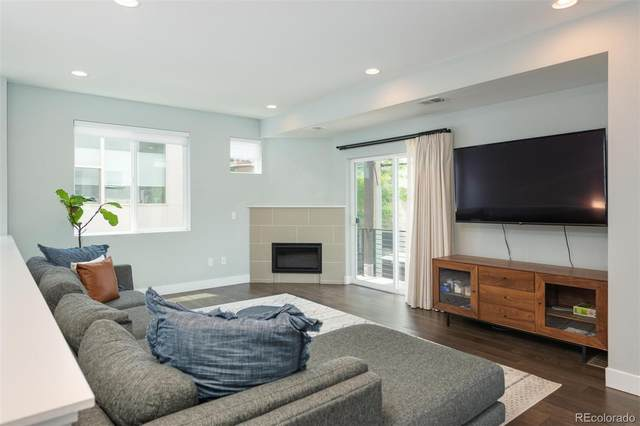 1895 N Vine Street #105, Denver, CO 80206 (MLS #4159220) :: 8z Real Estate