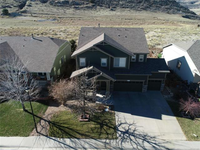 8491 Hackamore Road, Littleton, CO 80125 (#4159606) :: The DeGrood Team
