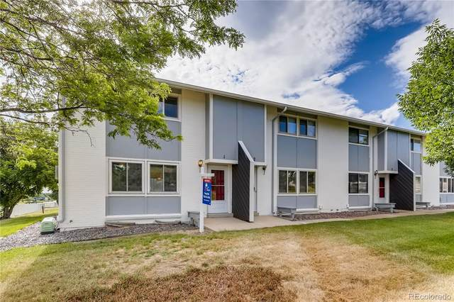 1 Evergreen Street, Broomfield, CO 80020 (#4164450) :: The Griffith Home Team