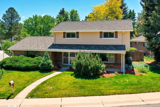 6548 E Milan Place, Denver, CO 80237 (#4165541) :: The City and Mountains Group