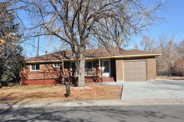 11 E Easter Avenue, Centennial, CO 80122 (#4169095) :: Structure CO Group