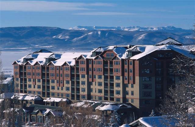 2300 Mt. Werner Circle #505/506, Steamboat Springs, CO 80487 (#4170363) :: Bring Home Denver with Keller Williams Downtown Realty LLC
