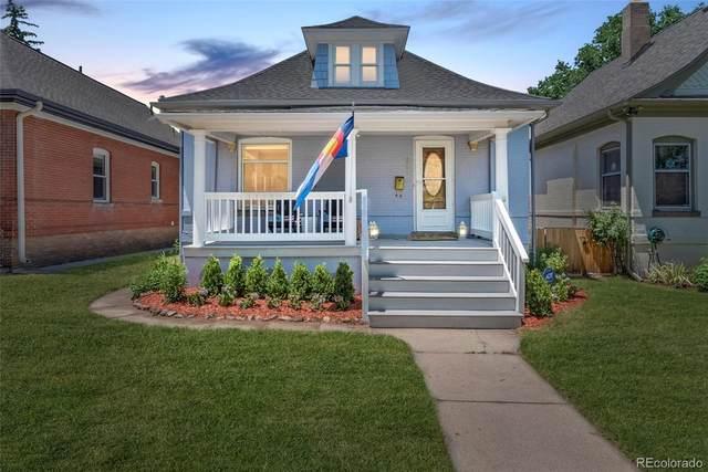 839 S Pennsylvania Street, Denver, CO 80209 (MLS #4174439) :: The Sam Biller Home Team