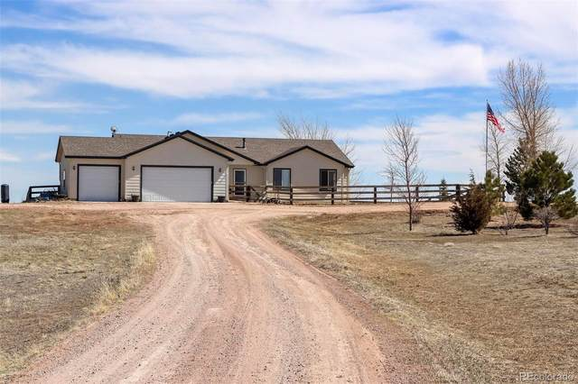 5100 Private Road 192, Elizabeth, CO 80107 (MLS #4175982) :: 8z Real Estate