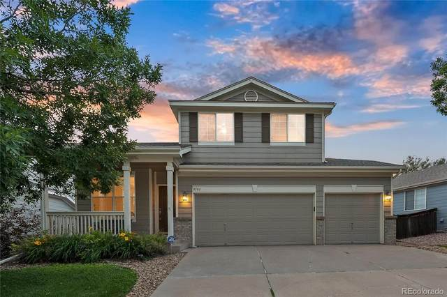 5760 Cheetah Chase, Lone Tree, CO 80124 (#4178794) :: Re/Max Structure