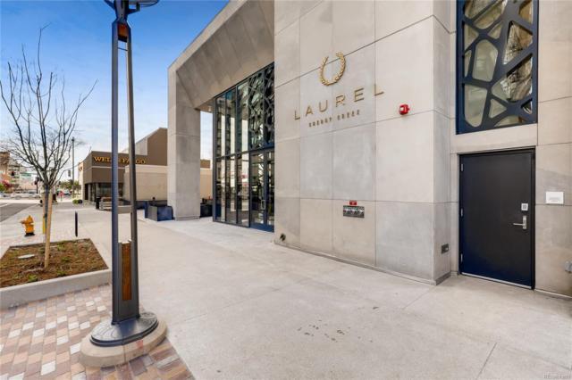 155 Steele Street #418, Denver, CO 80206 (#4180698) :: Colorado Home Finder Realty