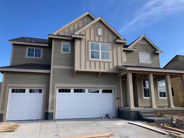 1849 Marquette Drive, Erie, CO 80516 (#4182137) :: The DeGrood Team