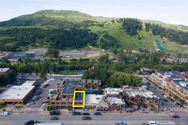 601 Lincoln Avenue 2A, Steamboat Springs, CO 80487 (MLS #4183762) :: Keller Williams Realty