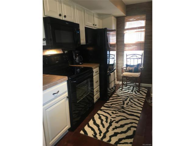 6711 S Ivy Way C4, Centennial, CO 80112 (MLS #4184267) :: 8z Real Estate