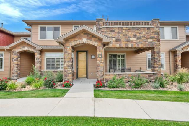 8539 Gold Peak Drive D, Highlands Ranch, CO 80130 (#4185954) :: The Peak Properties Group