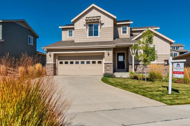 9343 Noble Way, Arvada, CO 80007 (MLS #4187642) :: Kittle Real Estate