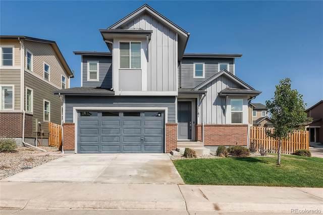 17181 E Cedar Gulch Drive, Parker, CO 80134 (#4187937) :: The HomeSmiths Team - Keller Williams