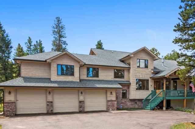 11565 Conifer Ridge Drive, Conifer, CO 80433 (#4188120) :: The DeGrood Team
