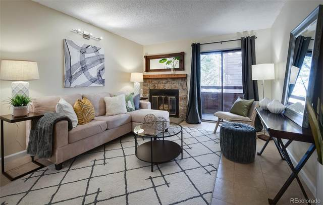 4681 S Decatur Street #218, Englewood, CO 80110 (#4191810) :: The FI Team