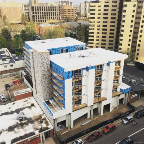 958 N Lincoln Street #205, Denver, CO 80203 (#4192822) :: The Peak Properties Group