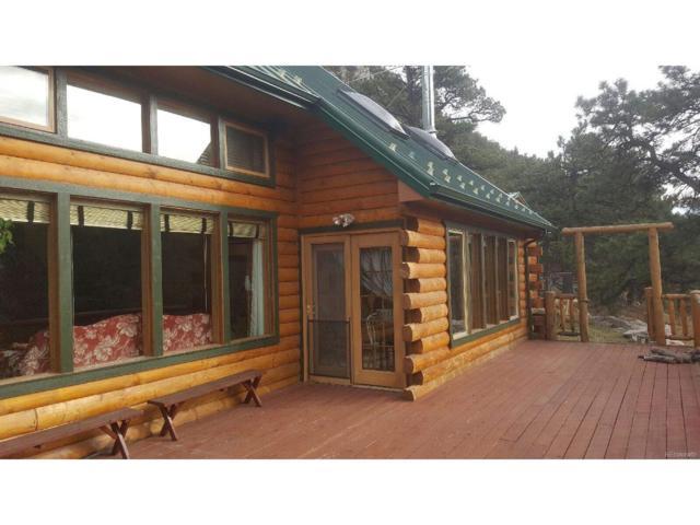 26389 Highway 72, Golden, CO 80403 (#4193719) :: The Peak Properties Group