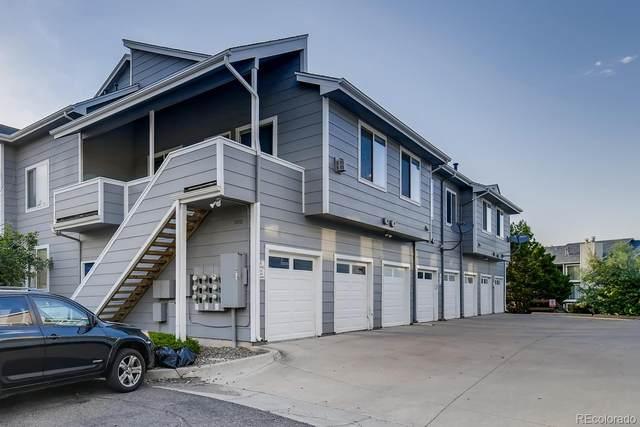 1001 S Yampa Street #209, Aurora, CO 80017 (#4194041) :: Kimberly Austin Properties