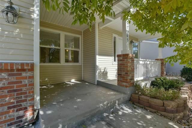 1965 E 127th Circle, Thornton, CO 80241 (MLS #4198379) :: 8z Real Estate