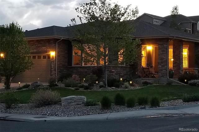 5500 Sawdust Loop, Parker, CO 80134 (#4198609) :: Mile High Luxury Real Estate