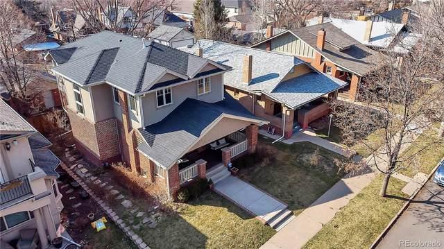 685 S Corona Street, Denver, CO 80209 (#4198810) :: The Brokerage Group