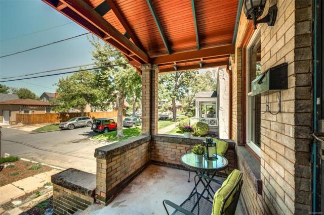1018 E 4th Avenue, Denver, CO 80218 (#4203333) :: The Pete Cook Home Group
