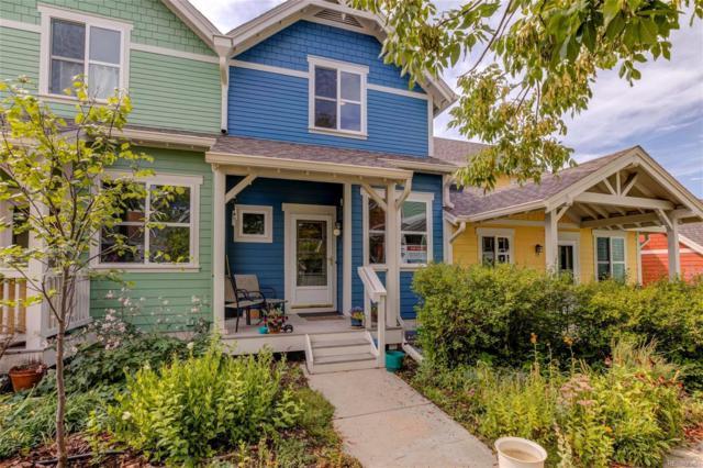 4750 W 37th Avenue #18, Denver, CO 80212 (#4203962) :: The Peak Properties Group