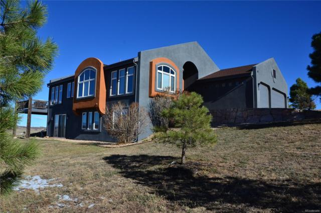 455 Bell Star Circle, Castle Rock, CO 80104 (#4204469) :: The Peak Properties Group