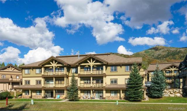 3355 Columbine Drive #603, Steamboat Springs, CO 80487 (#4204913) :: The HomeSmiths Team - Keller Williams