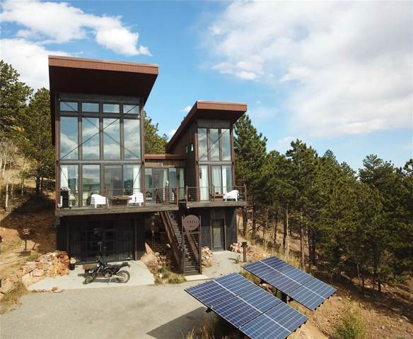 435 Golden Dollar Drive, Central City, CO 80427 (MLS #4209109) :: 8z Real Estate