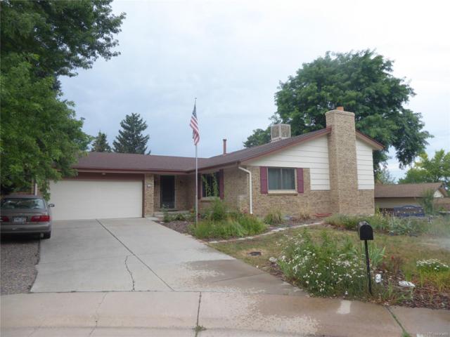 7157 S Dahlia Court, Centennial, CO 80122 (MLS #4211674) :: 8z Real Estate