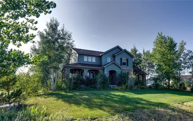 5240 La Costa Circle, Elizabeth, CO 80107 (#4212279) :: The HomeSmiths Team - Keller Williams