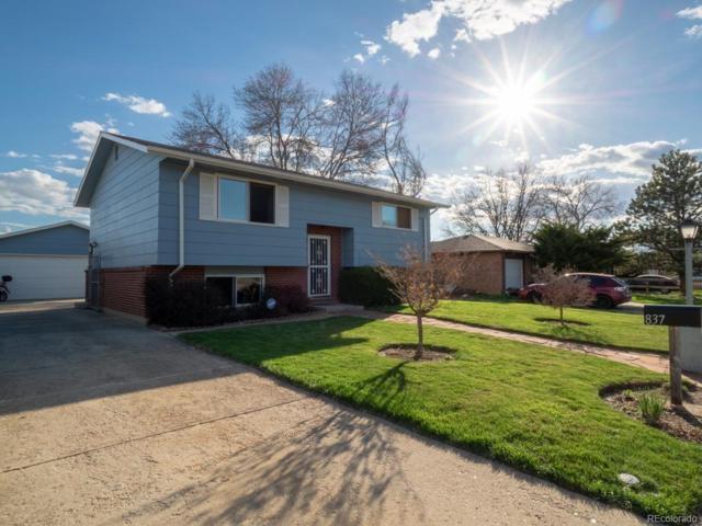 837 E 4th Avenue, Longmont, CO 80504 (#4215780) :: The Peak Properties Group