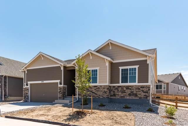 6791 Iron Gate Street, Castle Rock, CO 80108 (MLS #4216501) :: 8z Real Estate