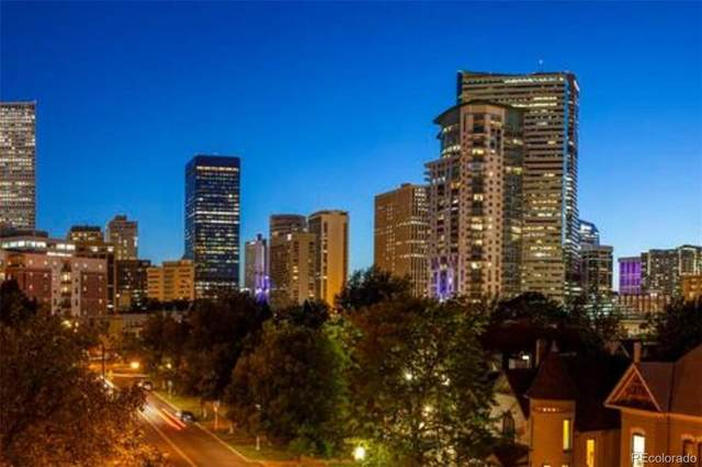 2200 Tremont Place #1, Denver, CO 80205 (#4218229) :: The DeGrood Team