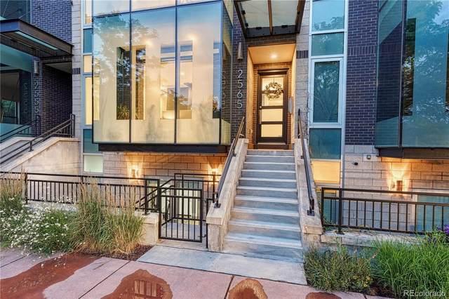 2565 Champa Street, Denver, CO 80205 (#4218522) :: The Artisan Group at Keller Williams Premier Realty