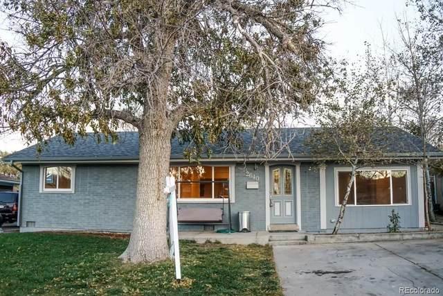 2640 S Lowell Boulevard, Denver, CO 80219 (MLS #4219674) :: The Sam Biller Home Team