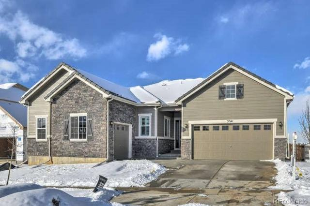 3541 Mount Powell Drive, Broomfield, CO 80023 (MLS #4220492) :: Bliss Realty Group