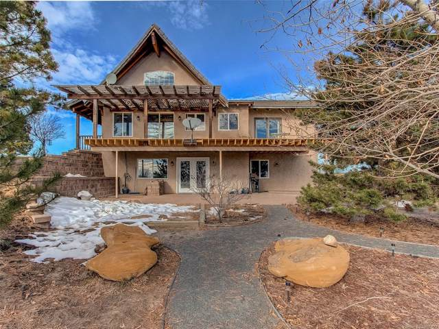 38245 County Road 29, Elizabeth, CO 80107 (MLS #4225383) :: 8z Real Estate
