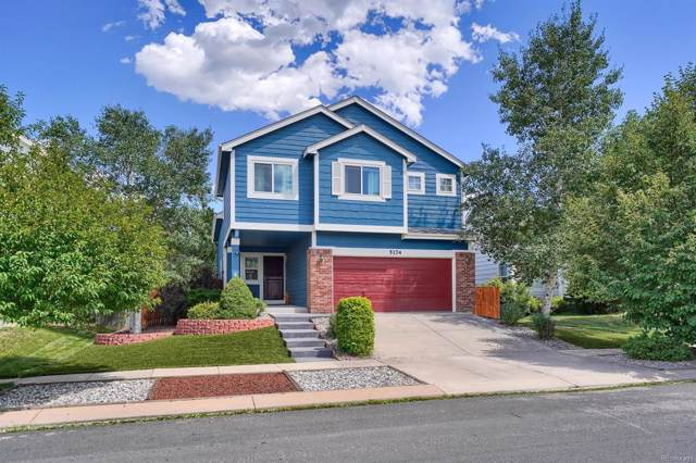 5174 Weaver Drive, Colorado Springs, CO 80922 (MLS #4230167) :: 8z Real Estate