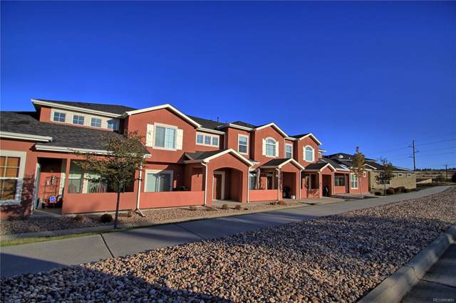 6942 Crestop Place B, Parker, CO 80138 (MLS #4231900) :: 8z Real Estate