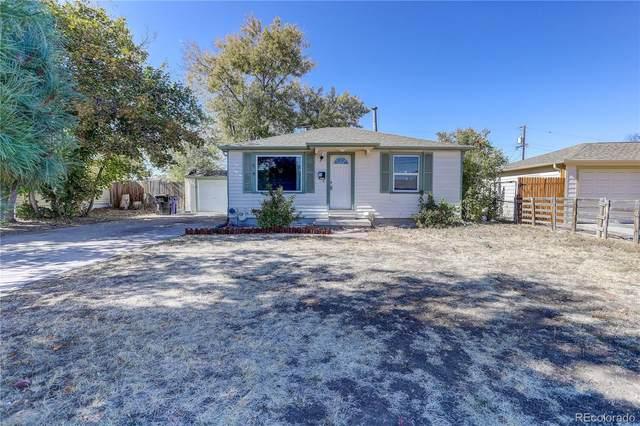 1879 S Grove Street, Denver, CO 80219 (#4234977) :: Wisdom Real Estate