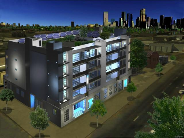 3198 Blake Street #504, Denver, CO 80205 (MLS #4235392) :: 8z Real Estate