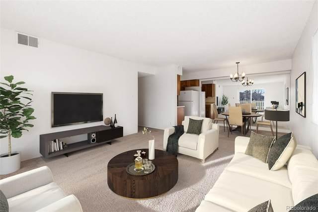 7695 E Quincy Avenue #205, Denver, CO 80237 (MLS #4242326) :: 8z Real Estate