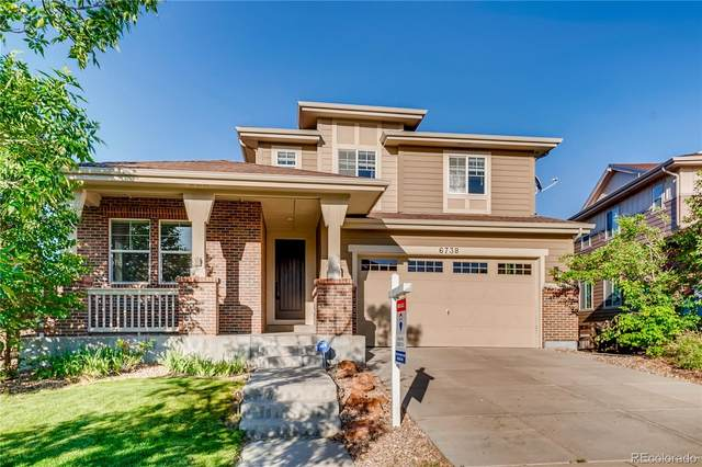 6738 S Riverwood Way, Aurora, CO 80016 (MLS #4243288) :: 8z Real Estate