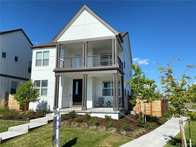 5745 Chester Way, Denver, CO 80238 (#4243604) :: The Peak Properties Group